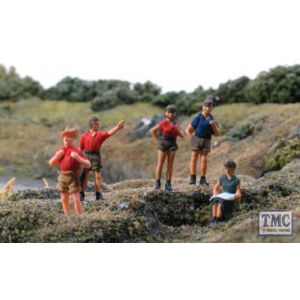 5122 Modelscene OO Gauge People Hikers