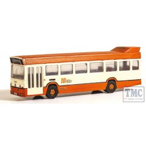 5140 Modelscene OO/HO Gauge Leyland National Single Decker Bus Greater Manchester