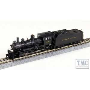 51461 Bachmann N Scale BALTIMORE & OHIO #2020 - DCC (N BALDWIN 4-6-0)