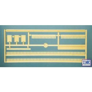 516 Ratio OO Gauge Station Valancing Notice Boards