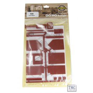 535 Ratio Yard Office OO Gauge Plastic Kit