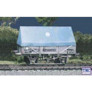 542 Ratio OO Gauge BR 'Clayhood' China wagon (M/W)