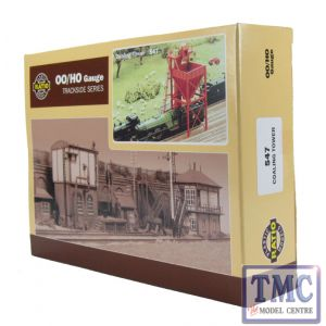 547 Ratio Coaling Tower OO Gauge Plastic Kit