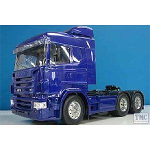 56327 Tamiya 1/14 Scale Scania R620 Blue Edition LTD