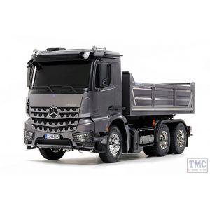 56357 Tamiya 1/14 Scale Mercedes Arocs 3348 Tipper Truck