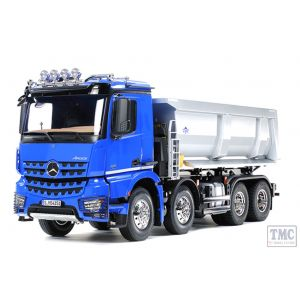56366 Tamiya 1/14 Scale Mercedes Arocs 4151 Tipper Truck 8x4