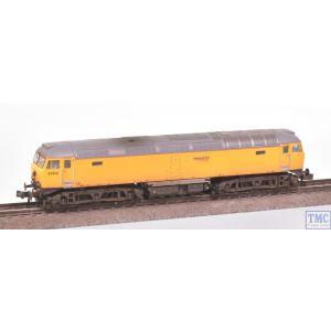 Graham Farish N Gauge Class 57 57310 Network Rail Yellow Renumbered & Weathered by TMC