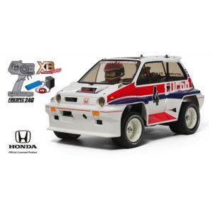 57894 Tamiya Radio Control XB Honda City Turbo (WR-02C Chassis)