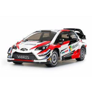 58659 Tamiya Toyota Yaris WRC TT-02