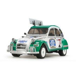 58670 Tamiya Citroen 2CV Rally M-05Ra
