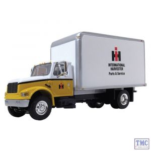 59-3158 First Gear 1:50 SCALE International 4900 Dry Goods Van 'Harvester Parts & Service'