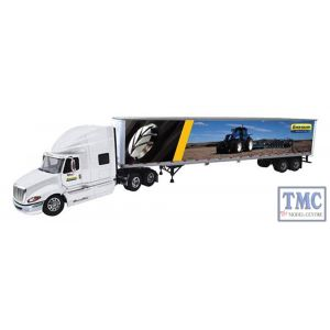 60-0210 First Gear 1:64 SCALE International ProStar+ 53' Trailer 'New Holland Agriculture'