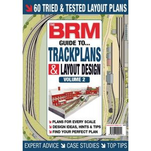 The BRM Guide to Trackplans & Layout Design - Volume 2