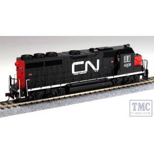 60307 Bachmann HO Gauge (US Outline) GP40 Diesel Loco CN #4008 (DCC On Board)