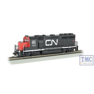 60307 Bachmann HO Scale GP40 CN #4008 (DCC On Board)