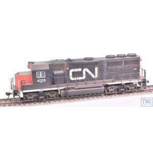 61119 Bachmann HO Gauge (US Outline) GP38-2 Diesel Locomotive CSX #2511 (Dark Future) with Deluxe Weathering by TMC