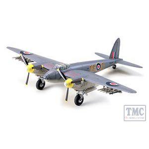 60747 Tamiya 1:72 Scale De Havilland Mosquito FB Mk.VI
