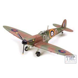 60748 Tamiya 1:72 Scale Supermarine Spitfire Mk.I