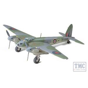 60753 Tamiya 1:72 Scale Mosquito B Mk.IV/PR Mk.IV