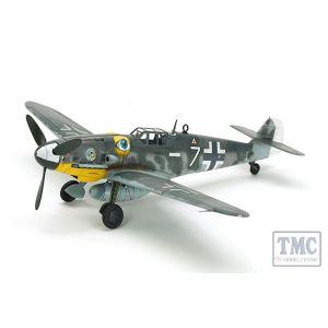 60790 Tamiya 1:72 Scale Messerschmitt Bf109 G - 6