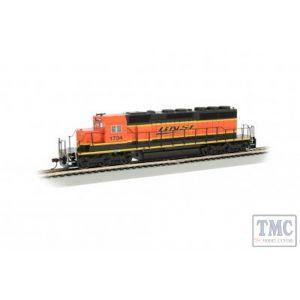 60916 Bachmann HO Scale BNSF #1734 - Heritage III SD40-2 - DCC