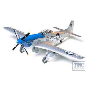 61040 Tamiya 1:48 Scale N.A.P - 51D Mustang 8th AF