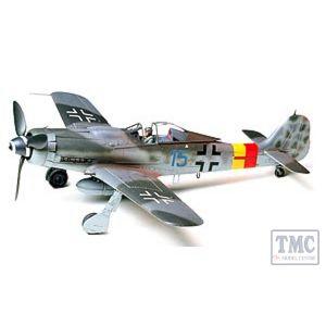 61041 Tamiya 1:48 Scale Focke - Wulf Fw190 D - 9