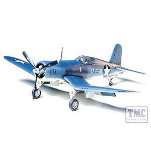 61046 Tamiya 1:48 Scale C.V.F4U - 1/2 Bird Cage Corsair