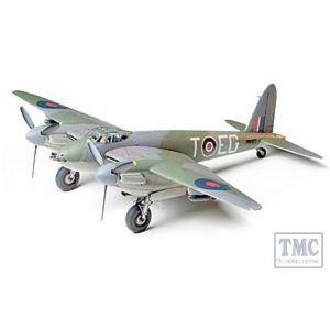 61062 Tamiya 1:48 Scale Mosquito FB Mk.VI/NF Mk.II