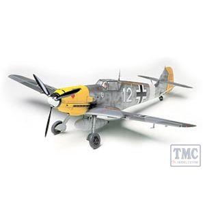 61063 Tamiya 1:48 Scale Bf109E-4/7