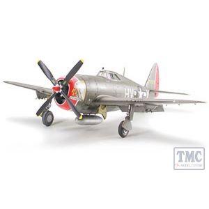 61086 Tamiya 1:48 Scale P47 D Thunderbolt Razorback
