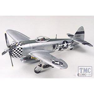 61090 Tamiya 1:48 Scale P-47D Thunderbolt Bubbletop