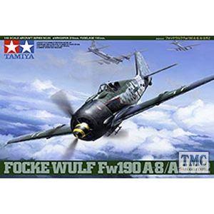 61095 Tamiya 1:48 Scale Focke - Wulf FW190 A - 8/A R2