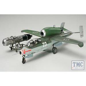 61097 Tamiya 1:48 Scale Heinkel He 162 A2 Salamander