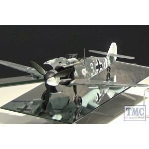 61117 Tamiya 1:48 Scale Messerschmitt Bf 109 G - 6