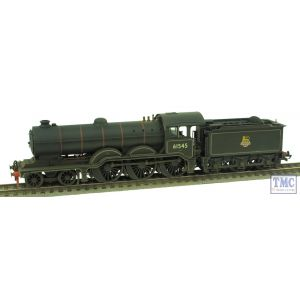Hornby OO Gauge BR 4-6-0 Holden B12 Class 61545 L/Crest Shed Code 32A Parts Fitted Real Coal & Weathered by TMC