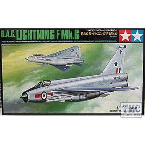 61608 Tamiya BAC LIGHTNING F MK 6 1/100 SCALE AIRCRAFT