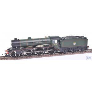 Hornby OO Gauge Class B17 Leeds United 61656 BR Grn E/Emb (Tender Drive)(R060)(Pre-owned)