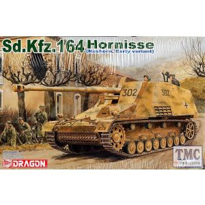Dragon 1:35 Sd.Kfz. 164 Hornisse No 6165 (Pre owned)