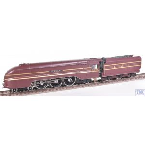 R3639 Hornby OO Gauge LMS Princess Coronation Class 4-6-2 6244 King George VI - Era 3