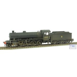 Hornby OO Gauge BR 2-8-0 Class O1 63650 E/Emb Shed 38B Parts Fitted Real Coal Renumbered & Weathered by TMC