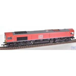 32-738Z Bachmann OO Gauge Class 66 66136 YIWU-LONDON DB Livery TMC Limited Edition