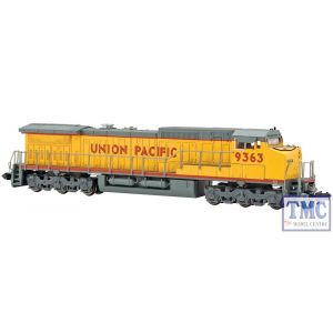 67351 Bachmann N Gauge Union Pacific #9363 - GE Dash 8-40CW (Sound Fitted)