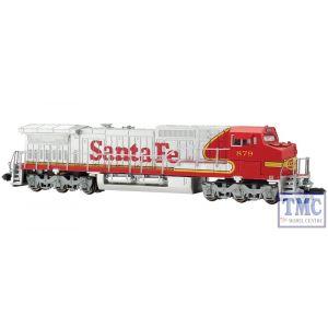 67352 Bachmann N Gauge Santa Fe #879 - GE Dash 8-40CW (Sound Fitted)
