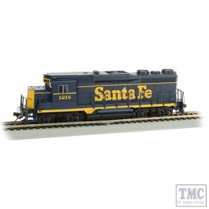 67604 GP30 Diesel Santa Fe #1218 (Blue & Yellow)