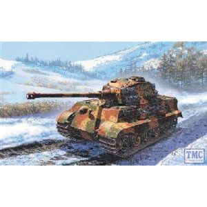 7004 Italeri 1/72 KING TIGER Model Kit