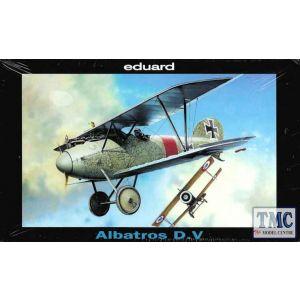 Eduard 1:72 Albatros D.V No 7018 (Pre owned)
