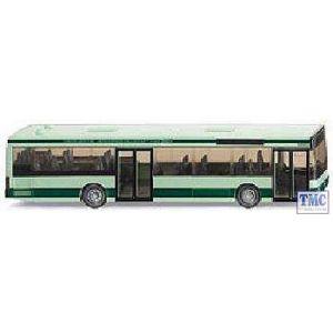 7063841 Wiking Green Service Bus (HO/OO Gauge)