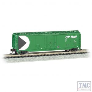 71077 Bachmann N Gauge (US Outline) Box Car CP Rail