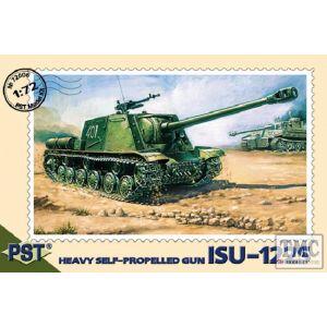 PST 1:72 Heavy Self-propelled Gun ISU-122S No 72006 (Pre owned)